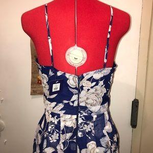 UK2LA Dresses - NEW! Floral dress w/ shorts